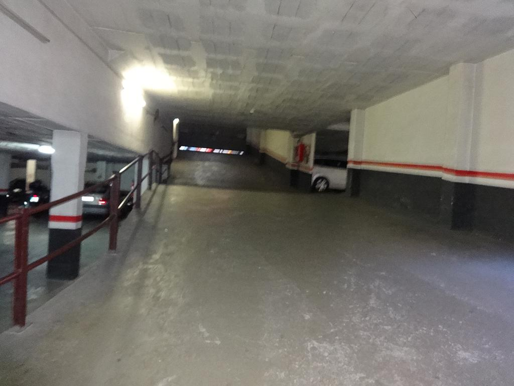 Parking en alquiler en calle Carrasco y Formiguera, Santa Eulàlia en Hospitalet de Llobregat, L´ - 268607801