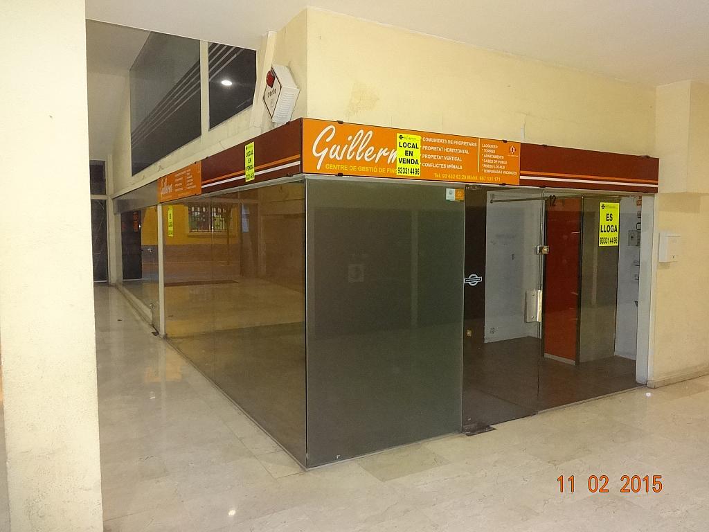 Local en alquiler en calle Santa Eulalia, Santa Eulàlia en Hospitalet de Llobregat, L´ - 175180439