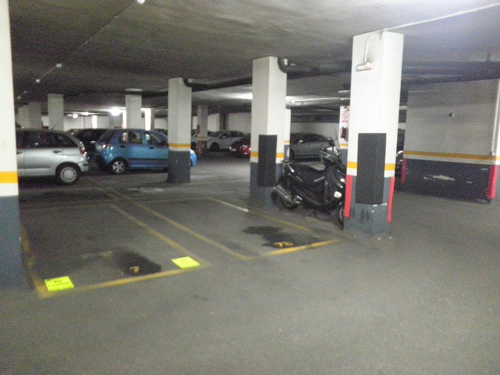 Parking en alquiler en calle Rosell, Santa Eulàlia en Hospitalet de Llobregat, L´ - 190126625