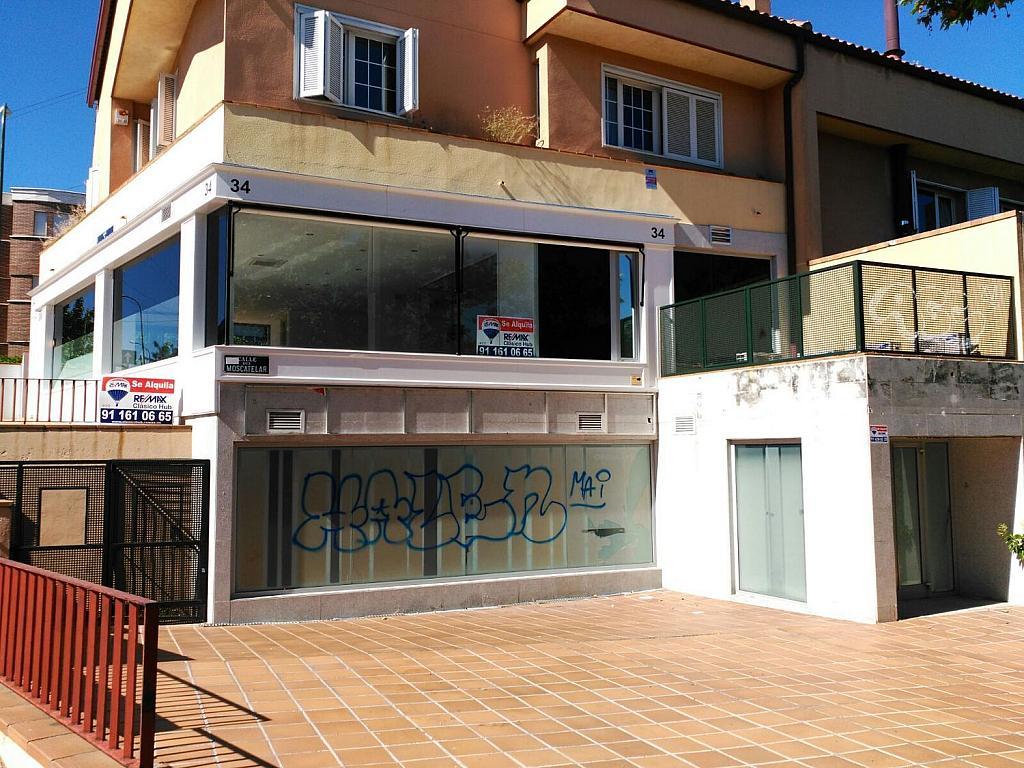 Local comercial en alquiler en calle Moscatelar, Canillas en Madrid - 357163971