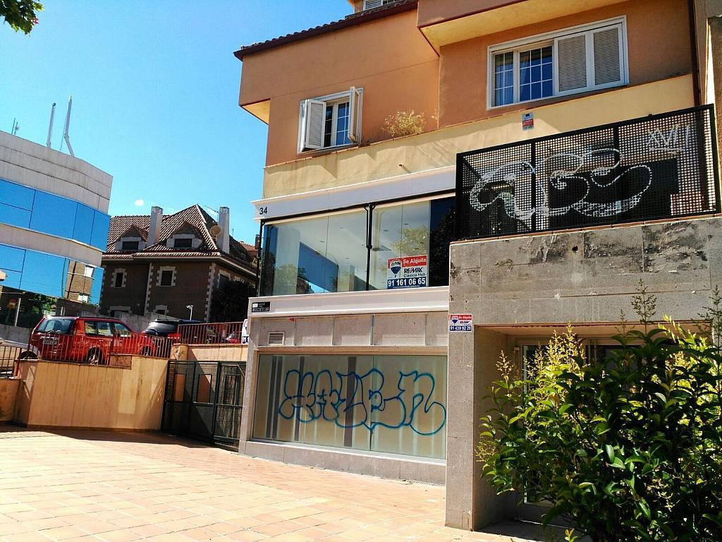 Oficina en alquiler en calle Laurin, Canillas en Madrid - 337302738