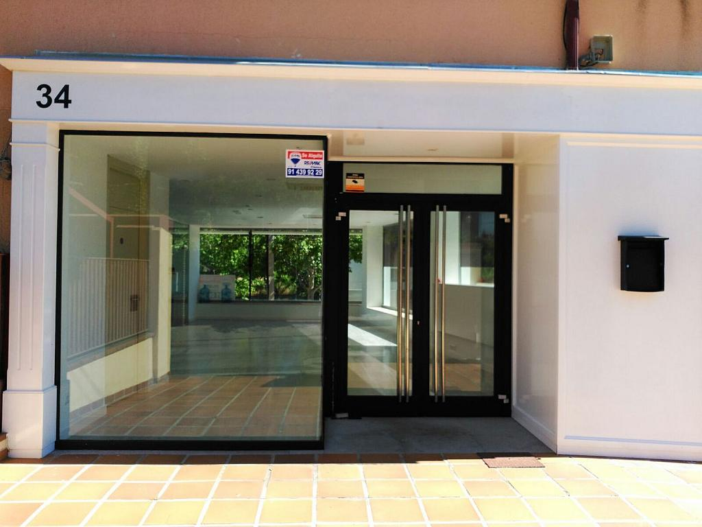 Oficina en alquiler en calle Laurin, Canillas en Madrid - 337302744