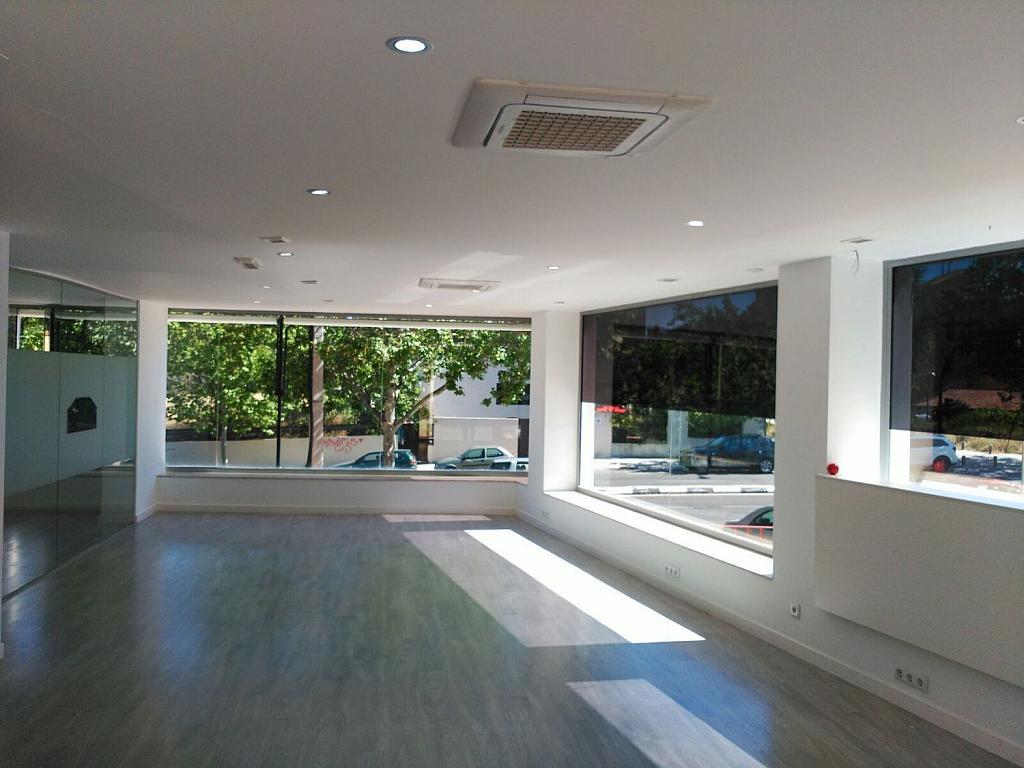 Oficina en alquiler en calle Laurin, Canillas en Madrid - 337302756