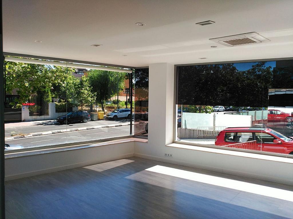 Oficina en alquiler en calle Laurin, Canillas en Madrid - 337302771