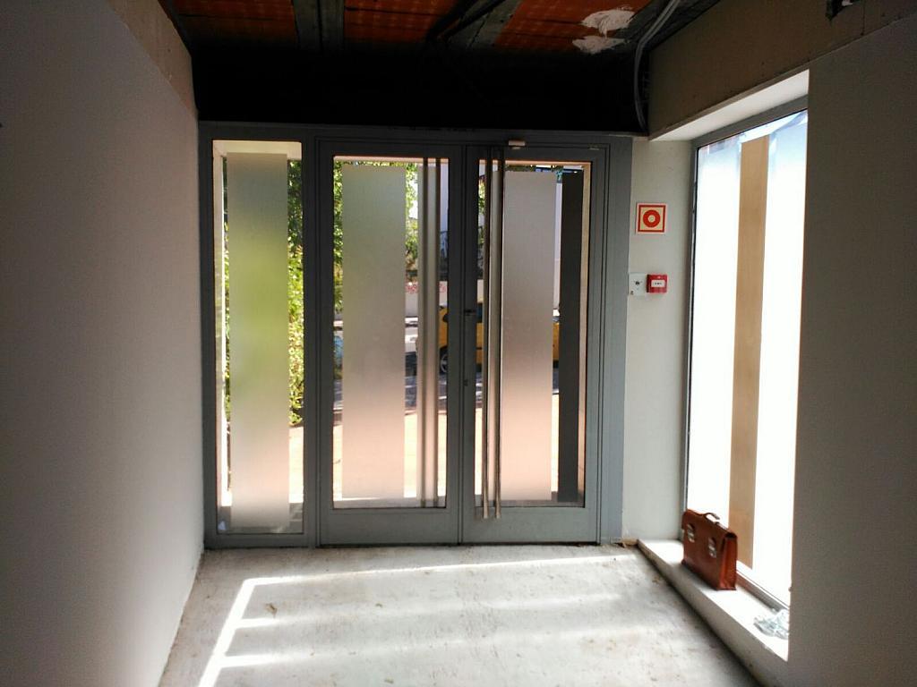 Oficina en alquiler en calle Laurin, Canillas en Madrid - 337302804
