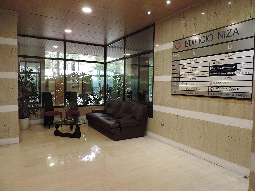Oficina en alquiler en calle De Caleruega, Costillares en Madrid - 341277002