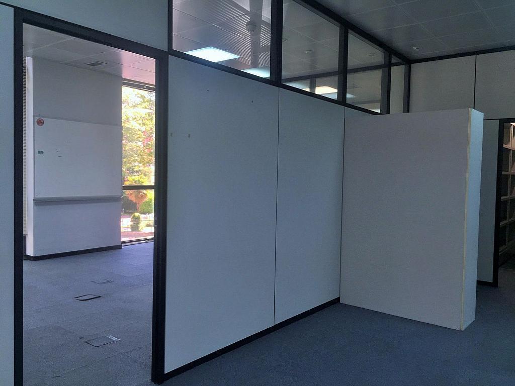 Oficina en alquiler en calle De Caleruega, Costillares en Madrid - 341277020