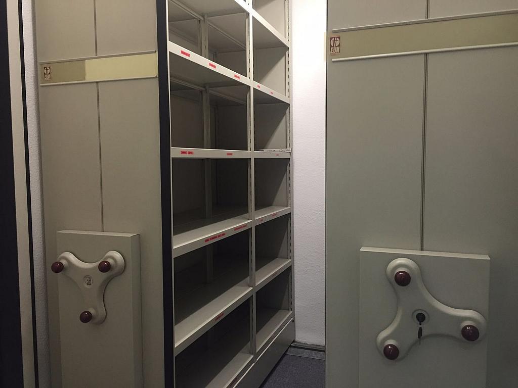 Oficina en alquiler en calle De Caleruega, Costillares en Madrid - 341277095