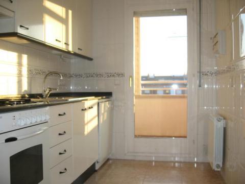 Cocina - Piso en alquiler en calle Avda Barcelona, Poble Sec en Igualada - 18775792