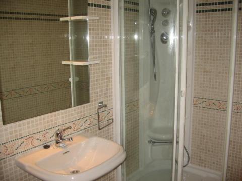 Baño - Piso en alquiler en calle Avda Barcelona, Poble Sec en Igualada - 18775794