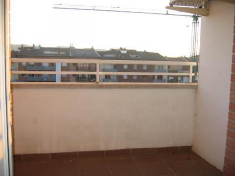 Terraza - Piso en alquiler en calle Avda Barcelona, Poble Sec en Igualada - 18775796