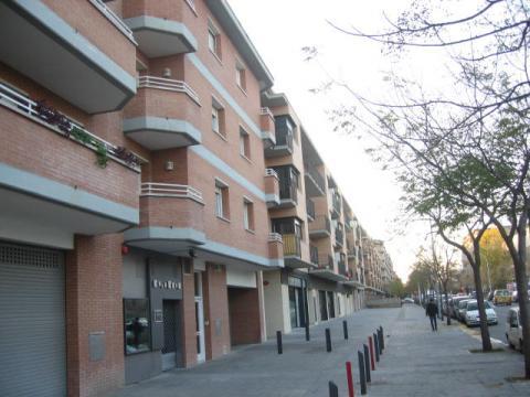 Fachada - Piso en alquiler en calle Avda Barcelona, Poble Sec en Igualada - 18775797