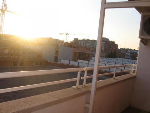 Terraza - Piso en alquiler en calle Avda Barcelona, Poble Sec en Igualada - 18775799