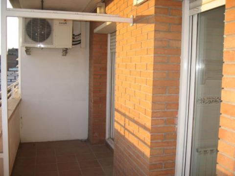 Terraza - Piso en alquiler en calle Avda Barcelona, Poble Sec en Igualada - 18775800