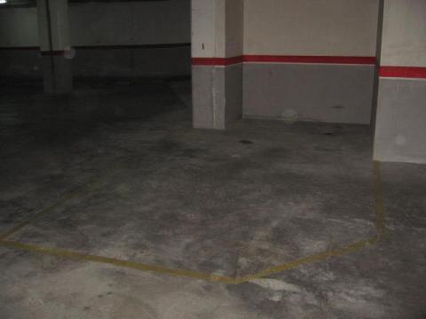 Garaje - Piso en alquiler en calle Avda Barcelona, Poble Sec en Igualada - 18775803
