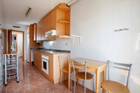 Cocina - Piso en alquiler en calle Pobla de Claramunt, Igualada - 70242314