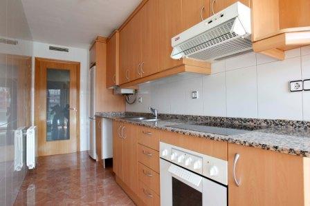 Cocina - Piso en alquiler en calle Pobla de Claramunt, Igualada - 70242316