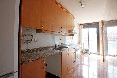 Cocina - Piso en alquiler en calle Pobla de Claramunt, Igualada - 70242318