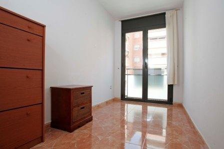 Dormitorio - Piso en alquiler en calle Pobla de Claramunt, Igualada - 70242336