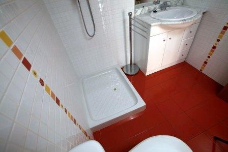 Baño - Piso en alquiler en calle Pobla de Claramunt, Igualada - 70242338