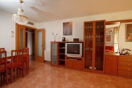 Salón - Piso en alquiler en calle Pobla de Claramunt, Igualada - 70242356