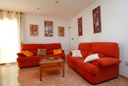 Salón - Piso en alquiler en calle Pobla de Claramunt, Igualada - 70242359