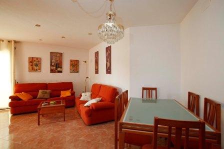Comedor - Piso en alquiler en calle Pobla de Claramunt, Igualada - 70242360