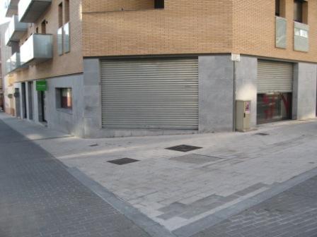 Local comercial en alquiler en calle Andorra, Poble Sec en Igualada - 111293187