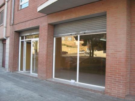 Local comercial en alquiler en calle Gaudi, Nucli Antic Molí Nou en Igualada - 111293318