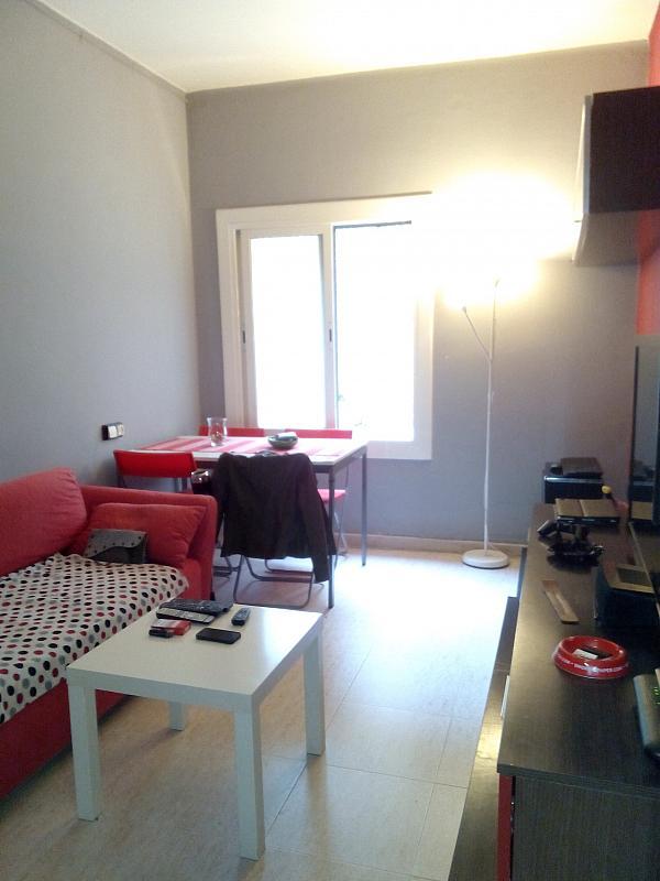 Salón - Apartamento en venta en calle Sardenya, Gràcia Nova en Barcelona - 246871866