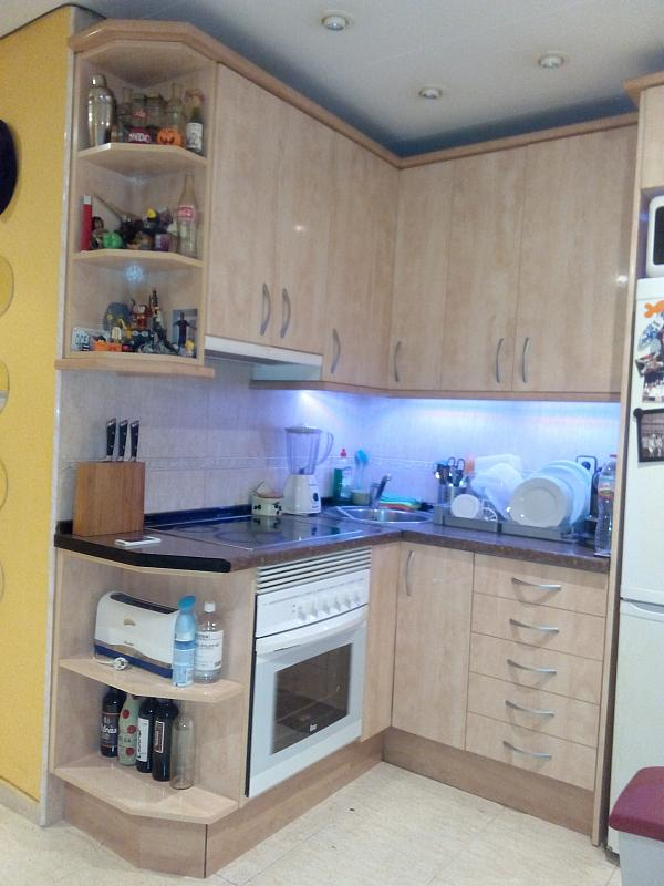 Cocina - Apartamento en venta en calle Sardenya, Gràcia Nova en Barcelona - 246871881