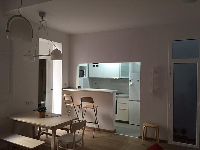 Salón - Apartamento en venta en calle Tallers, El Raval en Barcelona - 330049775
