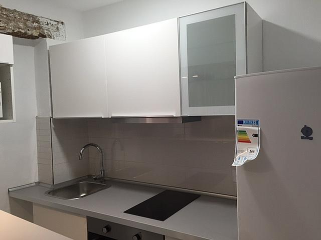 Cocina - Apartamento en venta en calle Tallers, El Raval en Barcelona - 330049782