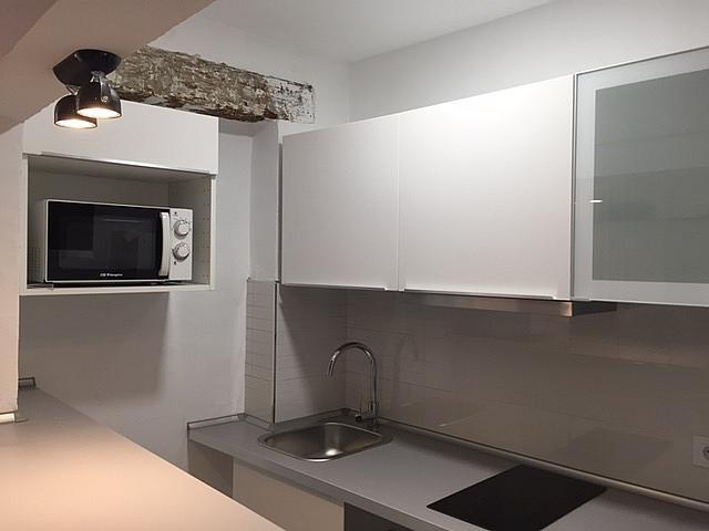 Cocina - Apartamento en venta en calle Tallers, El Raval en Barcelona - 330049784