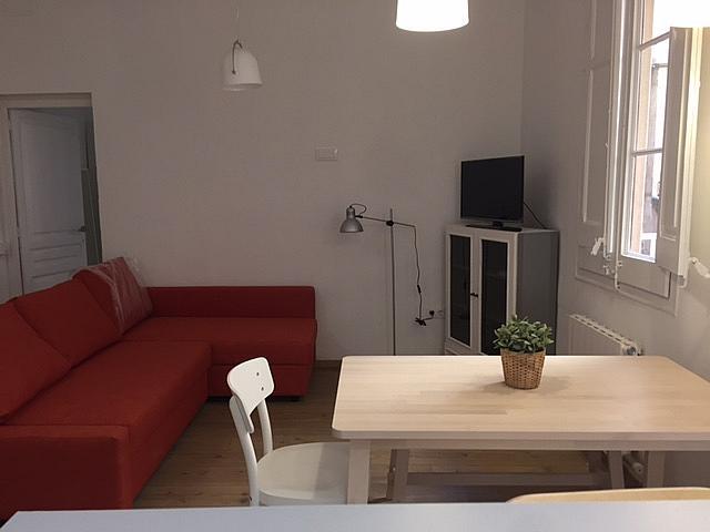 Salón - Apartamento en venta en calle Tallers, El Raval en Barcelona - 330049787