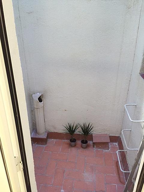 Patio - Apartamento en venta en calle Tallers, El Raval en Barcelona - 330049801
