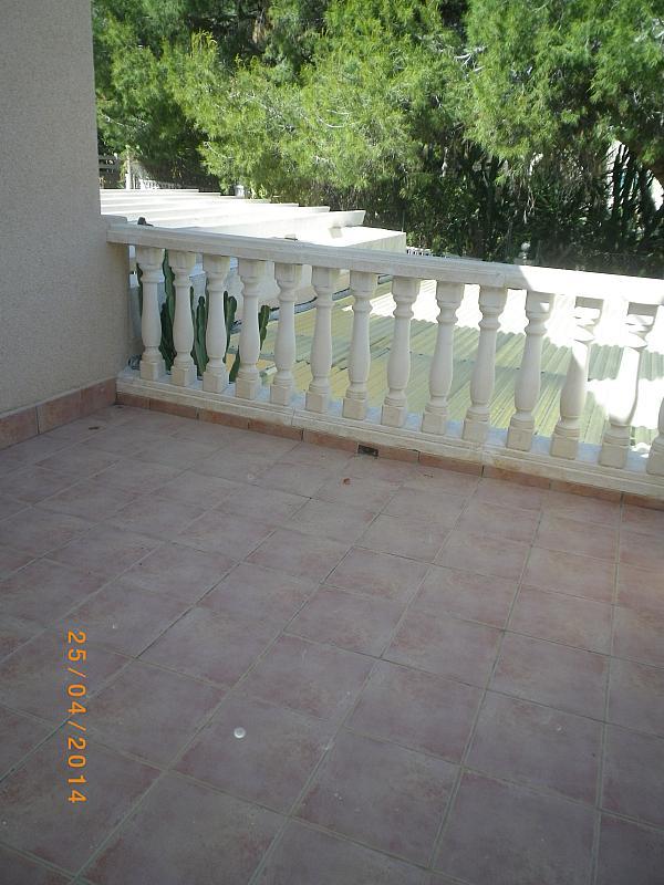 Bungalow en alquiler de temporada en calle Playa de Muchavista, Playa Mucha Vista en Campello (el) - 221018762