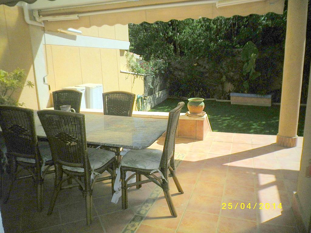 Bungalow en alquiler de temporada en calle Playa de Muchavista, Playa Mucha Vista en Campello (el) - 221018967