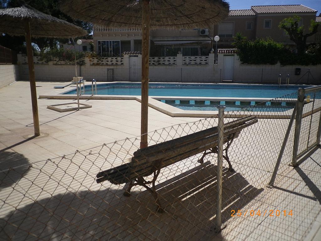 Bungalow en alquiler de temporada en calle Playa de Muchavista, Playa Mucha Vista en Campello (el) - 221019147