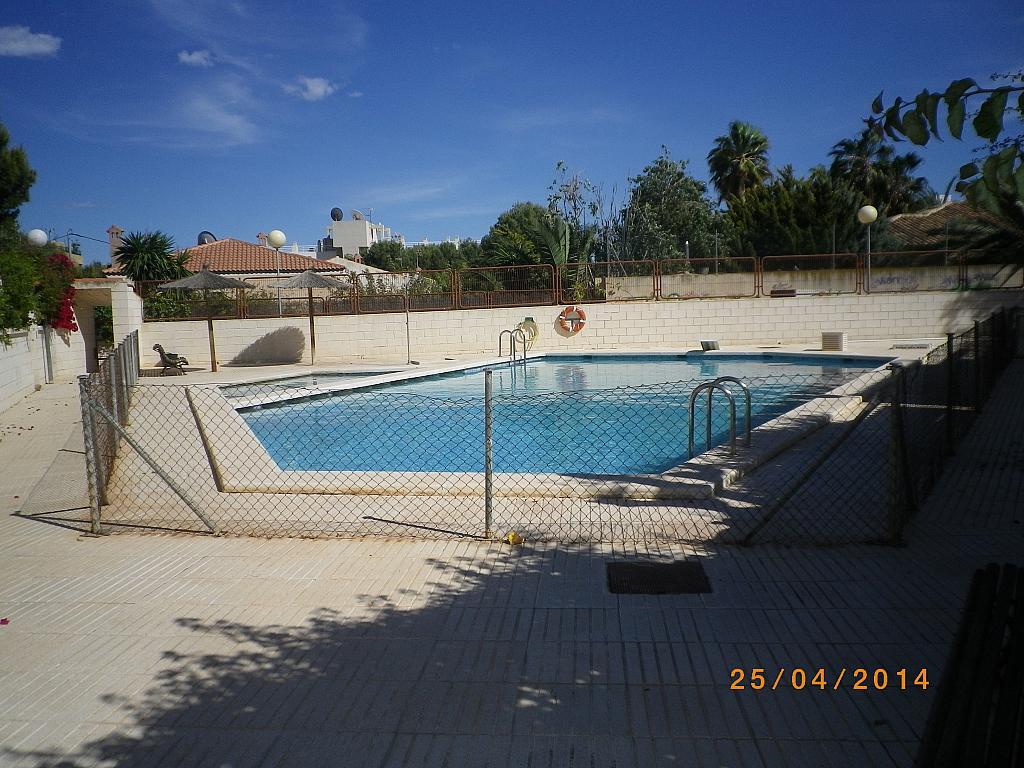 Bungalow en alquiler de temporada en calle Playa de Muchavista, Playa Mucha Vista en Campello (el) - 221019151
