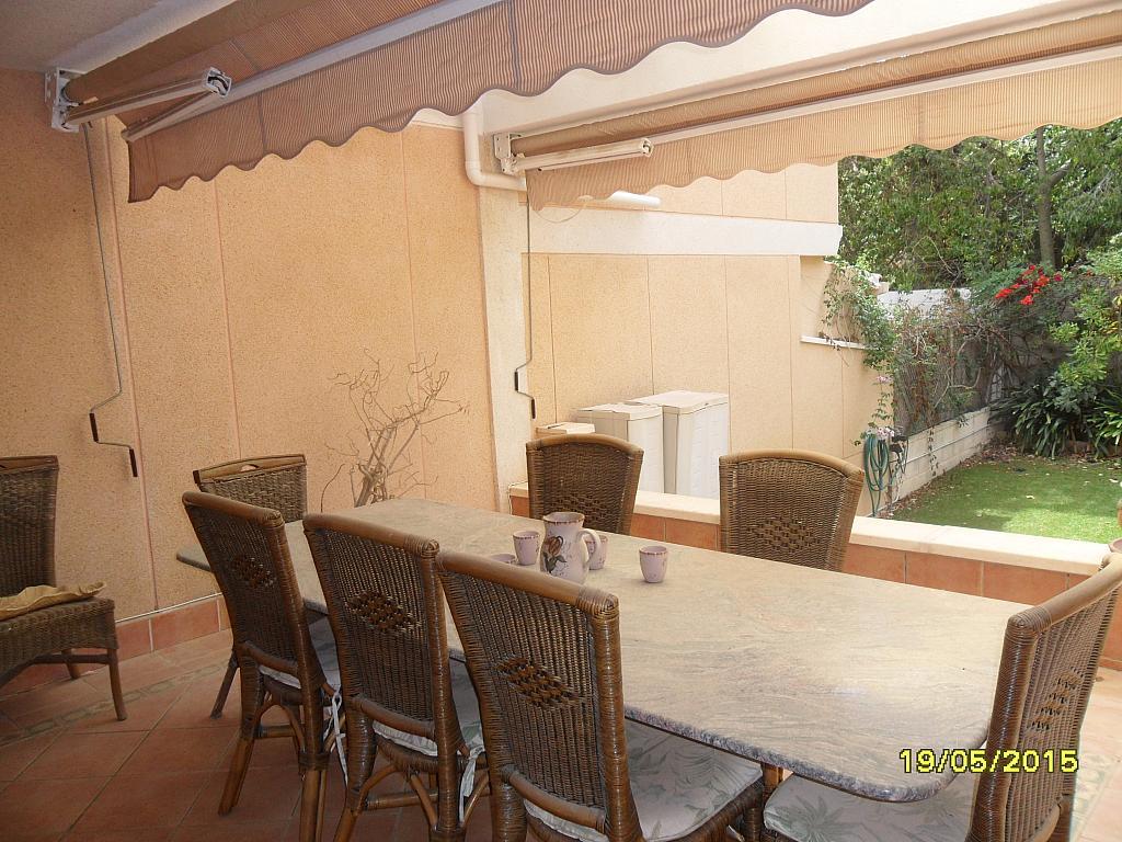 Bungalow en alquiler de temporada en calle Playa de Muchavista, Playa Mucha Vista en Campello (el) - 221020167