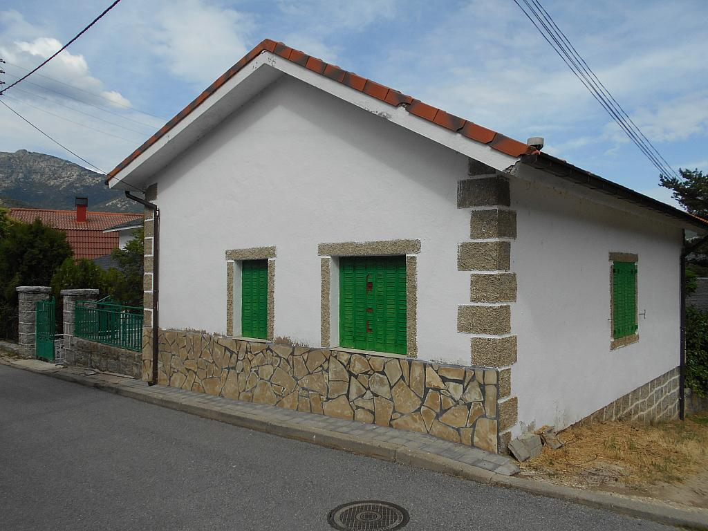 Chalet en alquiler en calle La Cancha, Cercedilla - 297580050