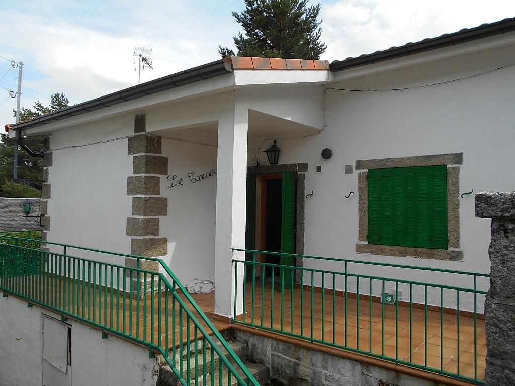 Chalet en alquiler en calle La Cancha, Cercedilla - 297580052