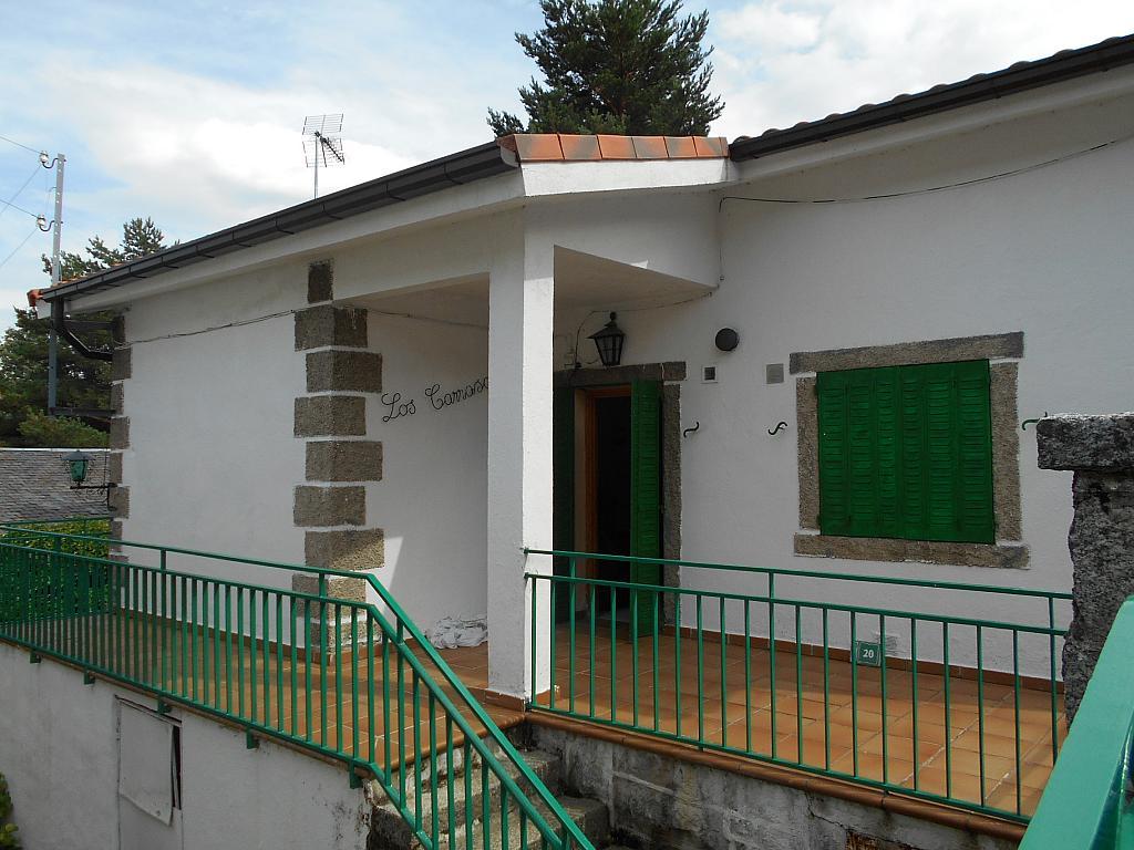 Chalet en alquiler en calle La Cancha, Cercedilla - 297580053