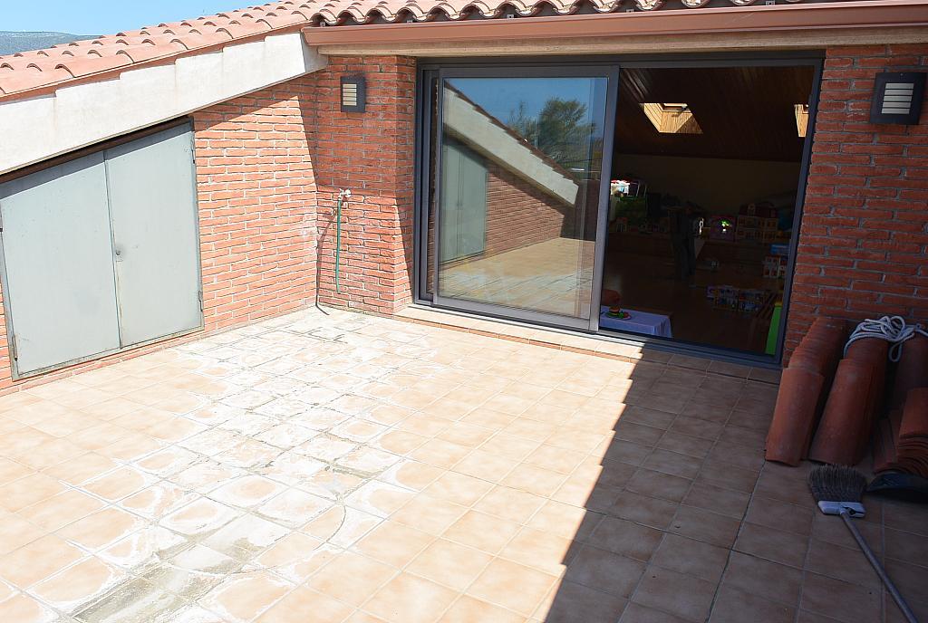 Terraza - Casa en alquiler en Playa en Castelldefels - 283182827