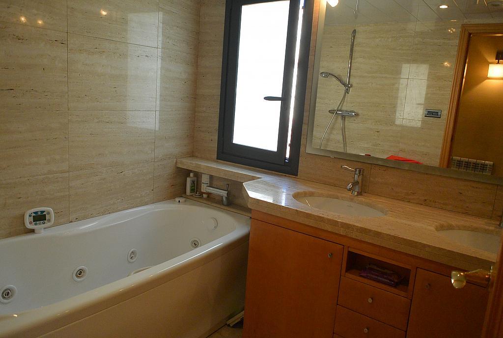 Baño - Casa en alquiler en Playa en Castelldefels - 283182865
