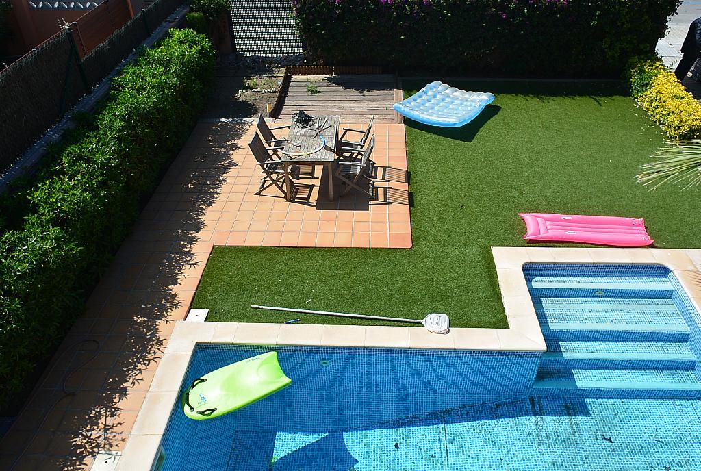 Piscina - Casa en alquiler en Playa en Castelldefels - 283182910