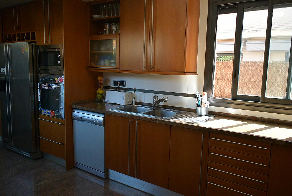 Cocina - Casa en alquiler en Playa en Castelldefels - 283182925