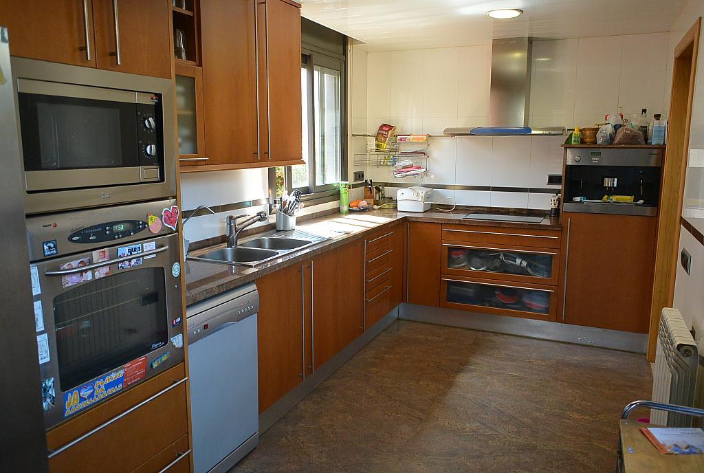 Cocina - Casa en alquiler en Playa en Castelldefels - 283182927