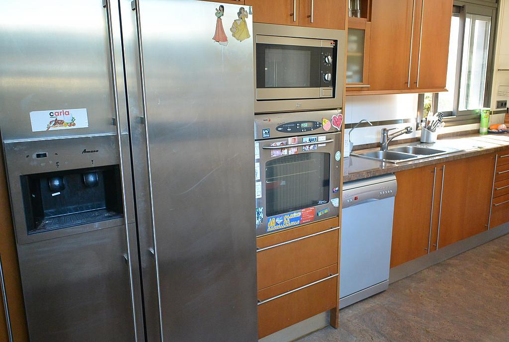 Cocina - Casa en alquiler en Playa en Castelldefels - 283182930